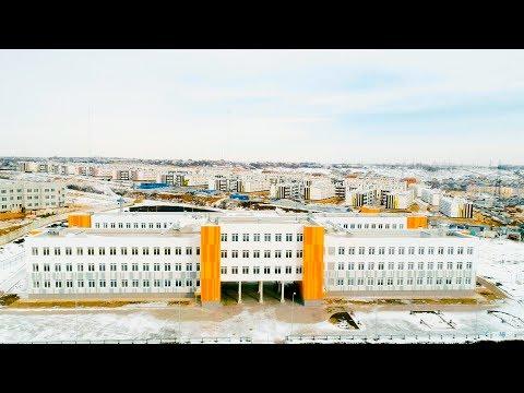 Современная школа в микрорайоне Родниковой Долина