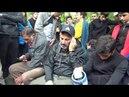 Протесты в Ереване сотни задержанных