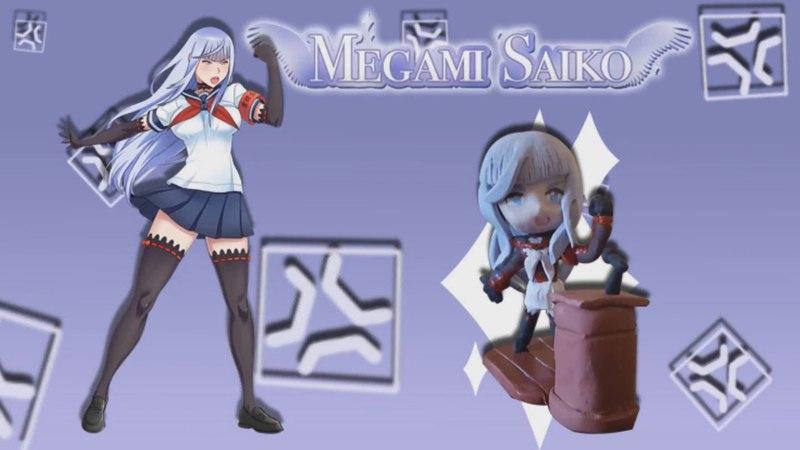 Megami Saiko Polymer Figure Yandere Simulator