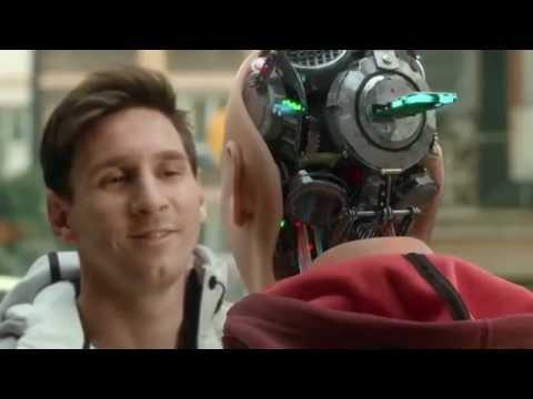 МЕССИ снялся в новой рекламе Ooredoo Launches with Lionel Messi