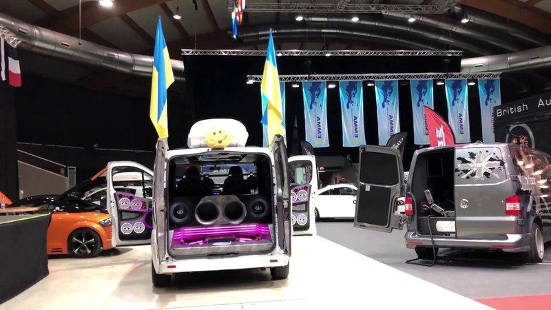 ESQL M-Cat. EMMA European Finals Salzburg 2018. Финал Чемпионата Европы по автозвуку ЕММА