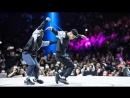 Juste Debout Hip Hop Final 2018 Diablo Stalamuerte vs Niako Icee STREET DANCE