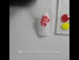 Рисуем Цветочек 💅👍💖