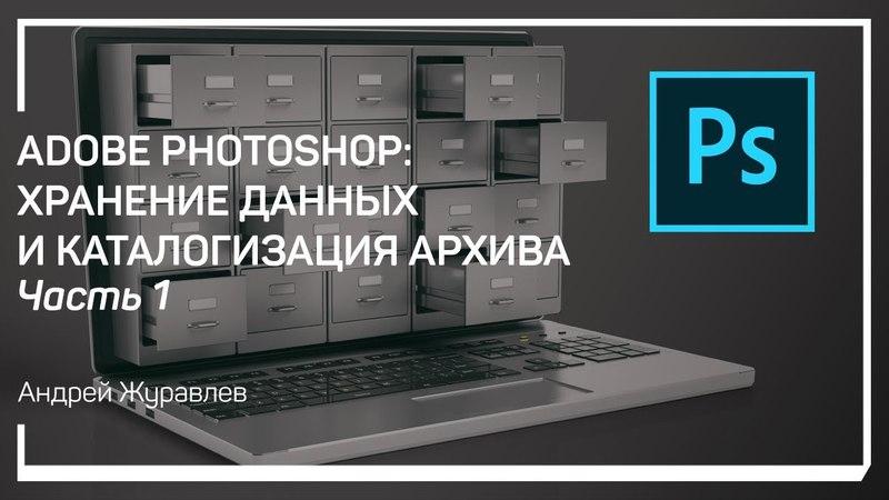 Система хранения баз данных. Adobe Photoshop: хранение данных. Андрей Журавлев