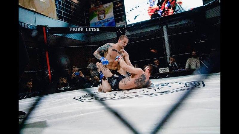 80 kg, Mykyta «Arsen Faitovich» Mikhno (Lviv) vs Anton Radko (Rivne) MMA RFP WEST FIGHT 26 COLOSSEUM