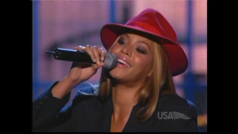 Beyonce - New York, New York (Live @ AFI Life Achievement 12.06.2003)