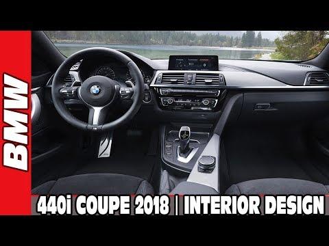 2018 BMW 440i COUPE   INTERIOR DESIGN