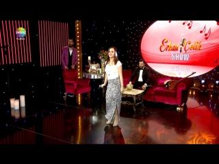 Uzeyir Mehdizade Sevcan Dalkiran - Ay Balam Gul Balam ( Show Tv ) ( Duet ) Yaxsi olar ( 2017 )