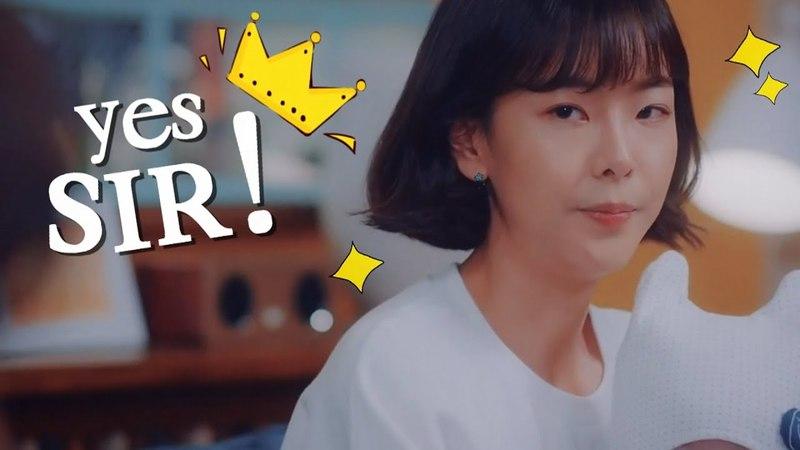 Laughter in Waikiki MV | Kang Seo Jin Lee Jun Ki ♕ YES, SIR! ♕