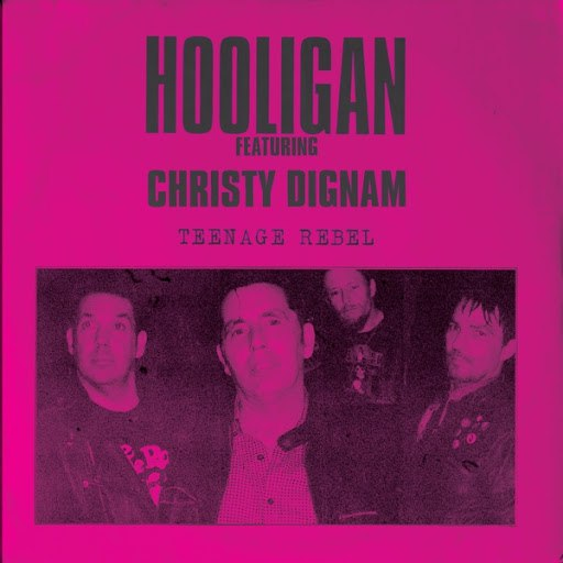 Hooligan альбом Teenage Rebel
