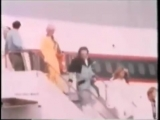 Elvis & airplane Lisa Marie