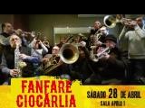 Barcelona Fanfare Ciocarlia tiene un mensaje para ti