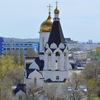 Петропавловский храм г. Саратова