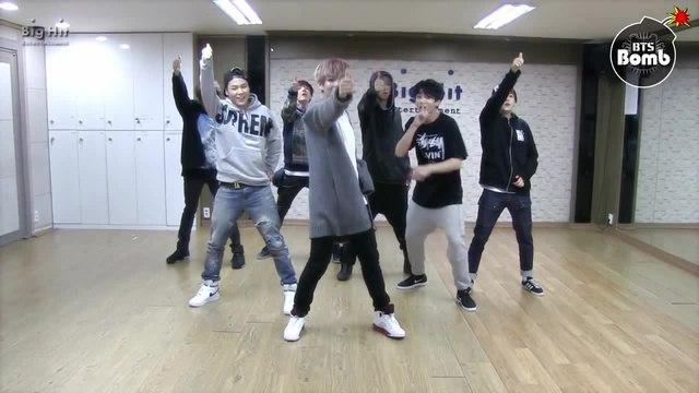 방탄소년단-BTS- '호르몬전쟁' dance performance (Real WAR ver.)