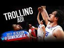 Boban Marjanovic 12 Pts in 14 Mins - TROLLiNG AD!  2018.4.9 LA Clippers vs NO Pelicans | FreeDawkins
