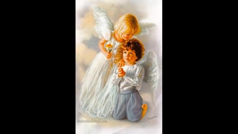 Храни СУДЬБА моих ДЕТЕЙ Да будет ровной их дорога И пусть богатства чашу не долей но вот ЗДОРОВЬЯ дай им много 🙏