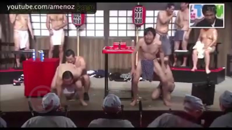 10 нелепых японских шоу