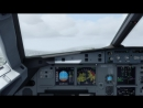Airbus A319 MRBUS Private Jet Take-off Airport MHTG