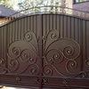 МС-ДВЕРЬ - производим кованые заборы, ворота, ре