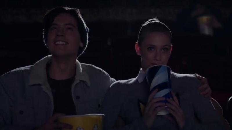 Бетти и Джагхед Багхед Все моменты Ривердейл Riverdale 1x01 1x13 480 X 854 mp4
