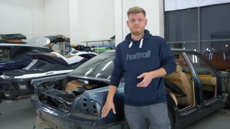 [WHY NOT STANCE?] Новый проект Короткова. BMW 750iL. Что? Как? Почем? Зачем?