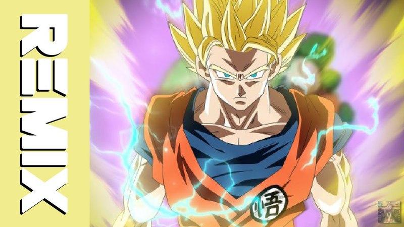 Dragon Ball Super Op2 - Limit Break x Survivor (Simpsonill Luxe KO Remix) [Extended Version]