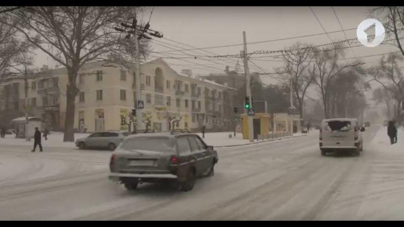 Что думают приднестровцы о цветном снеге?