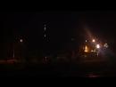 Краматорск 2 мая в ночь на 3 е 2014 Пересечение Парковой и Юбилейной Воздушная сирена