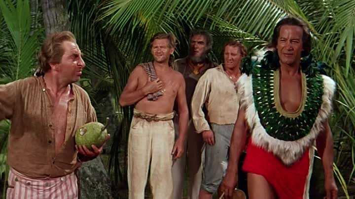 Мятеж на Баунти (1962) / Mutiny on the Bounty (1962)