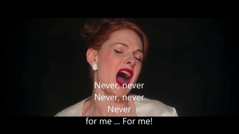 Never Enough [Lyrics] - Jenny Lind Loren Allred - The Greatest Showman