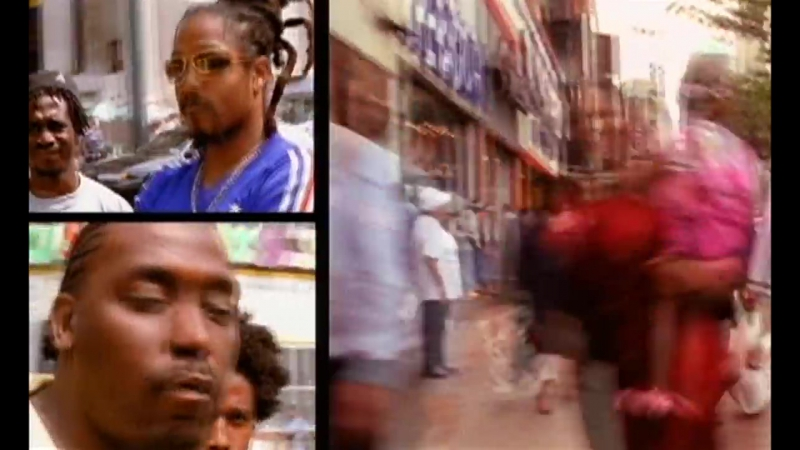 Afu-Ra ft. Big Daddy Kane - Stick Up