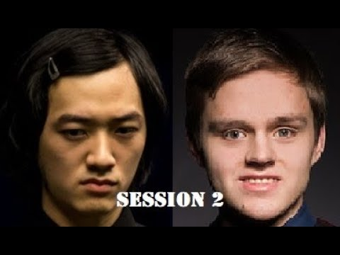 Sunny Akani v Lukas Kleckers (session 2) | R1 World Snooker Championship Qualifiers 2018