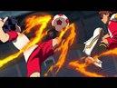 Inazuma Eleven GO vs DSW Fire Tornado Double Drive