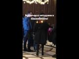 Алла Пугачёва и Максим Галкин с Лизой и Гарри в Cyprus Land, Limassol (11.03.2018)