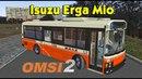 Omsi 2 Автобус Isuzu Erga Mio для Omsi 2