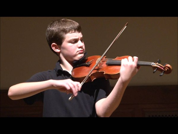 Bruch Concerto No. 1, Mvt 1, by Nathan Meltzer