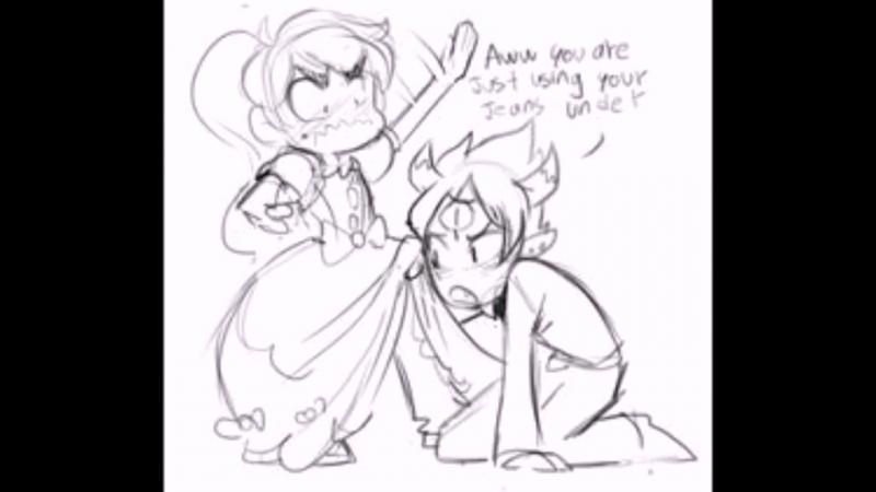 Звёздная принцесса и силы зла. Том и Марко. ЯОЙ.mp4