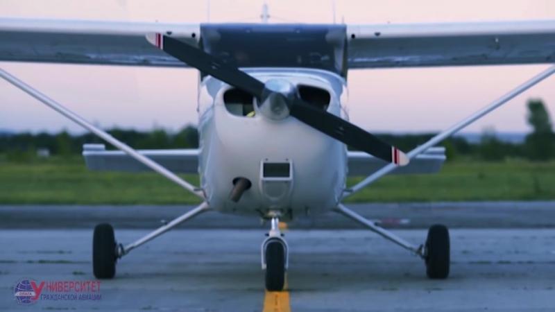 Учебное пособие по самолету Cessna 172S на русском языке