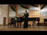 Чайковский П. И. Романс Полины из оперы