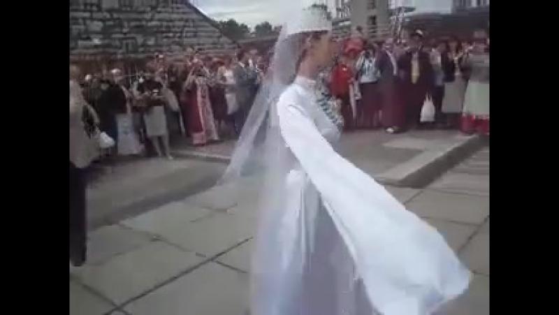 Международный Конгресс Свидетелей Иеговы в Берлине Танцы осетинские