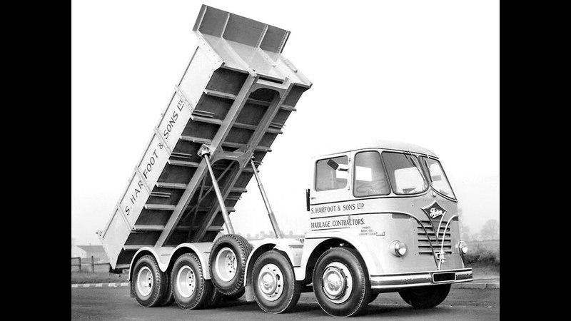 Foden S20 84 Tipper 1956 63