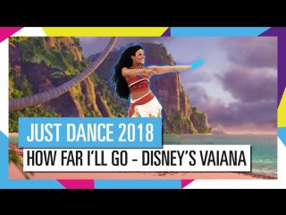Just Dance 2018 - Moana