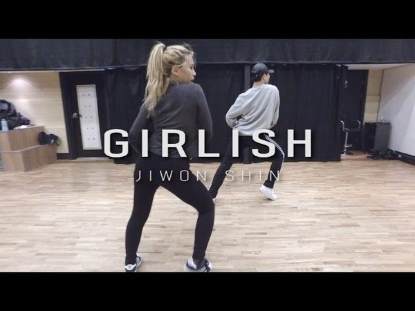 Jiwon Shin Girlish Choreo / Michael Jackson - Smooth Criminal