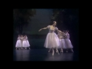 Балет Шопениана (1991г.), Елена Панкова (Вальс) и Анна Поликарпова (Прелюдия), урокиХореографии