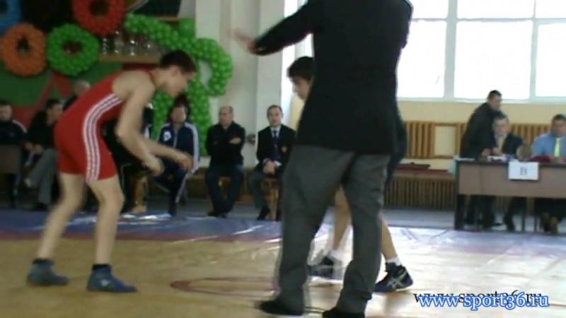 Велихан Улуханов - Андрей Патулов