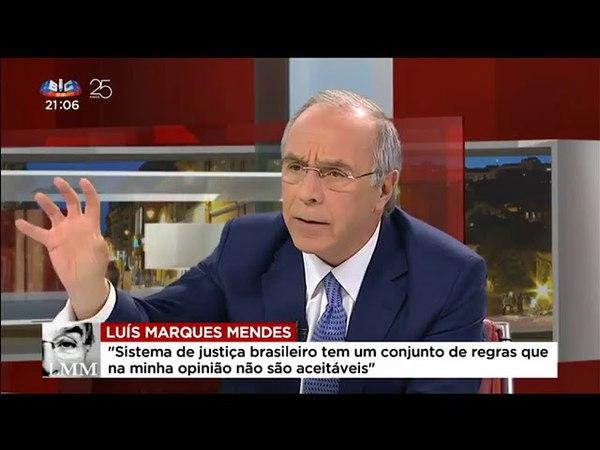 TV portuguesa ridiculariza as encenações do presidiário Lula