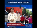 Vídeo columna @fernandeznorona : Iztapalapa, el deterioro