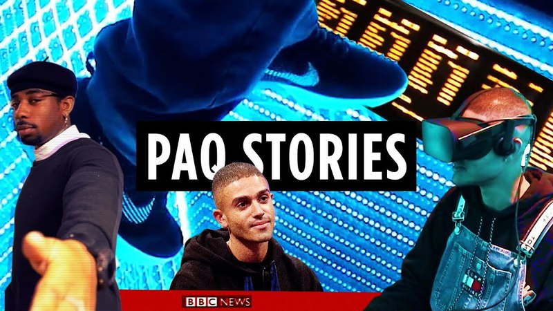 PAQ Stories: Meeting the Designer of the Air Jordans and Air Max (Signed Pair Giveaway)