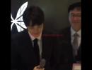 [fancam] 180418 @ COEX Artium after Official Commemorative Medal Release Ceremony  / Kai