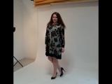 Fo magazine MaxModa model plus size Lydmila Kosheleva